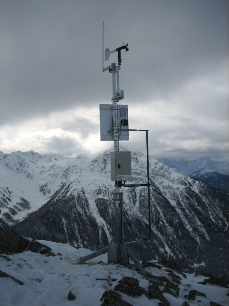 FlowCapt: Messung der Schneeverfrachtung