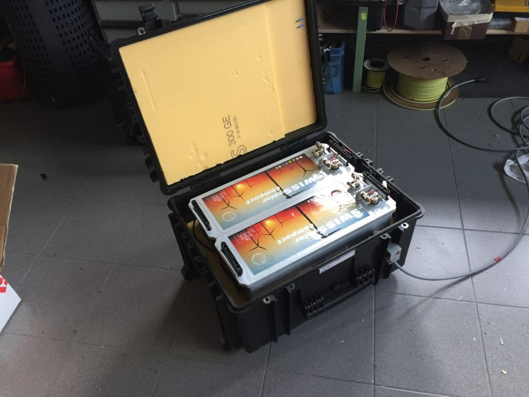 Batteriekoffer
